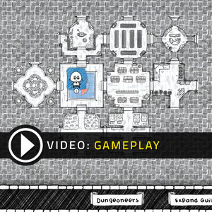 Guild of Dungeoneering Gameplay Video