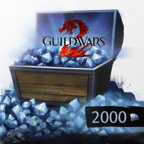 Kaufen Guild Wars 2 Gems CD KEY Preisvergleich