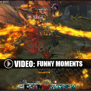 Guild Wars 2 Heart of Thorns Funny Moments