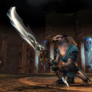 Guild Wars 2 Heart of Thorns - Ort