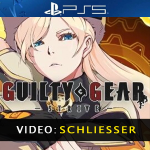Guilty Gear Strive Trailer Video
