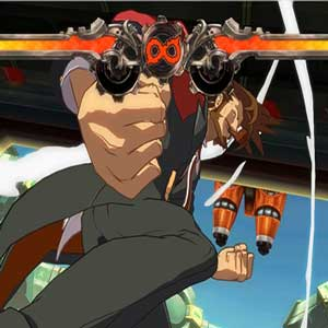 Guilty Gear Xrd-Sign PS4 Töter