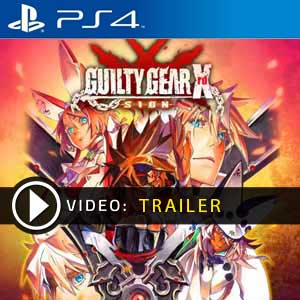 Guilty Gear Xrd-Sign PS4 Digital Download und Box Edition