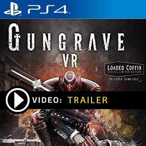 Gungrave VR loaded Coffin Edition PS4 Digital Download und Box Edition
