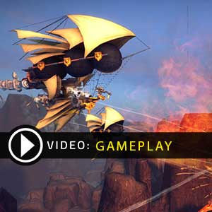 Guns of Icarus Alliance Gameplay Video