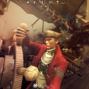 Guns of Icarus Online - Waffe