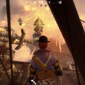 Guns of Icarus Online - Shifter