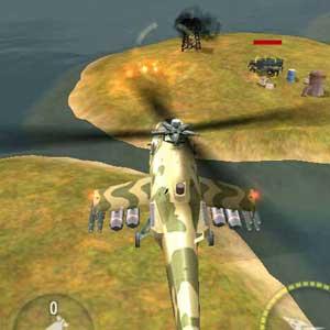 Gunship - Islands