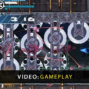 Gunvolt Chronicles Luminous Avenger iX Gameplay Video