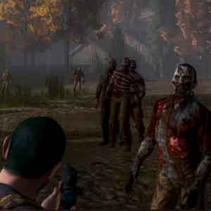 H1Z1 Screenshot:Zombies!