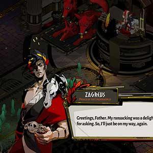 Hades RPG