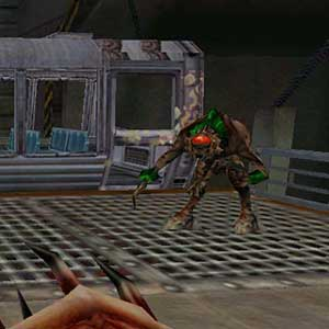 Opposing Force Heftige alien Gegner