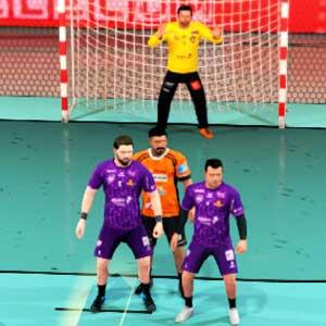 Handball 21 - Verteidigung