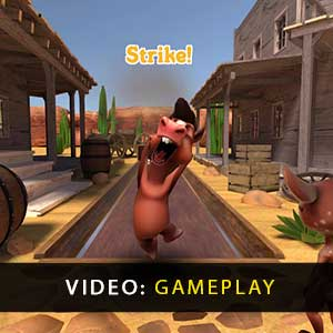 Happy Animals Bowling Gameplay Video
