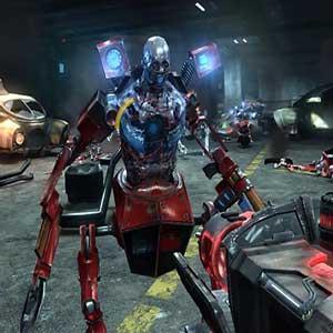 Cyborg Zombie Redux