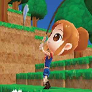 Harvest Moon The Lost Valley Nintendo 3DS Fischköder