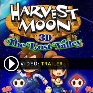 Harvest Moon The Lost Valley Nintendo 3DS Digital Download und Box Edition