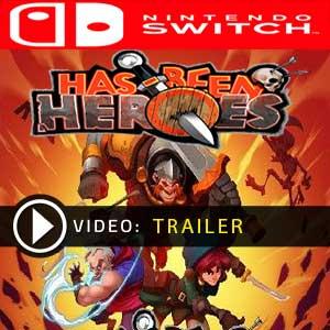 Has Been Heroes Nintendo Switch Digital Download und Box Edition