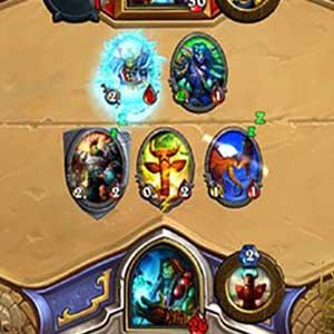 The turn-based card game