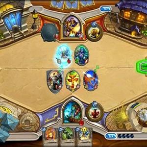 Hearthstone Heroes of Warcraft Deck of Cards Brett