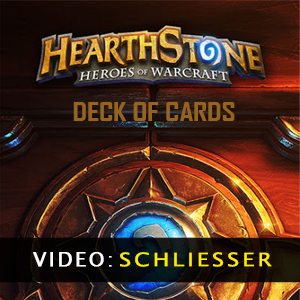 Hearthstone Heroes of Warcraft Deck of Cards Trailer Video