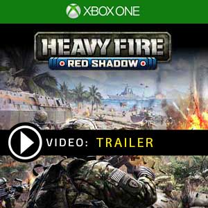 Heavy Fire Red Shadow Xbox One Prices Digital or Box Edition