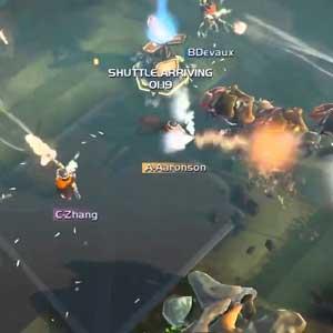 Helldivers Schlacht