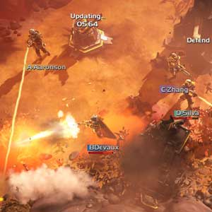 Helldivers Gameplay