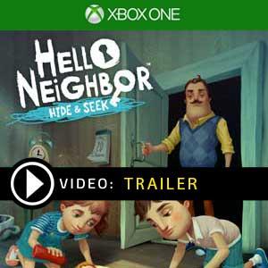 Hello Neighbor Hide and Seek Xbox One Digital Download und Box Edition