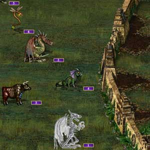 Heroes of Might Magic 3 HD Edition Echsen