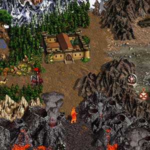 Heroes of Might Magic 3 HD Edition Dunkler Sturm