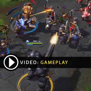 Heroes of the Storm Gameplay Video