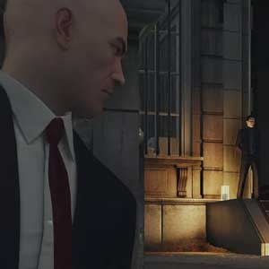 Hitman Spion