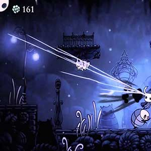 Angriff des Hollow Knight