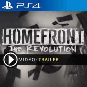 Homefront The Revolution PS4 Digital Download und Box Edition
