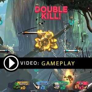 Hookbots Gameplay Video