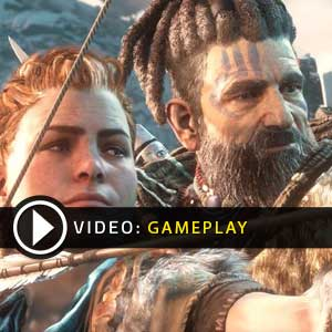 Horizon Zero Dawn PS4 video gameplay