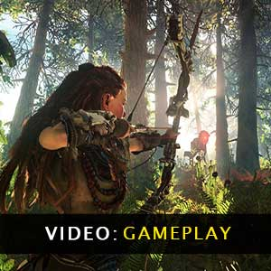 Horizon Zero Dawn Gameplay Video