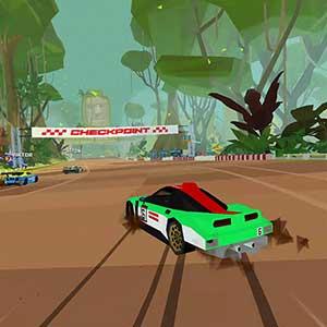 Hotshot Racing - Prüfpunkt