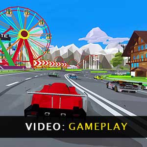 Hotshot Racing Gameplay Video