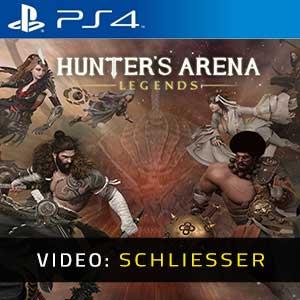Hunter's Arena Legends PS4 Video Trailer
