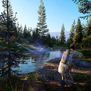 atemberaubende natürliche Umgebungen
