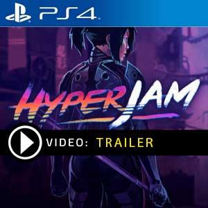 Hyper Jam PS4 Digital Download und Box Edition