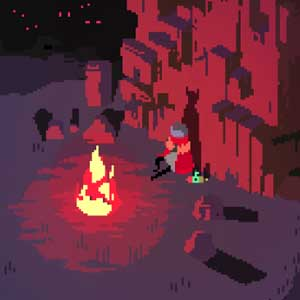 Hyper Light Drifter Lager