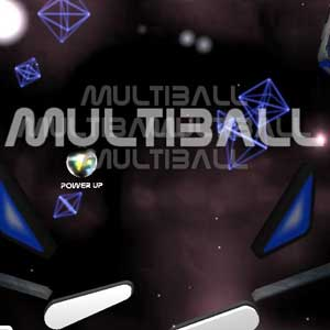 Hyperspace Pinball Multiball