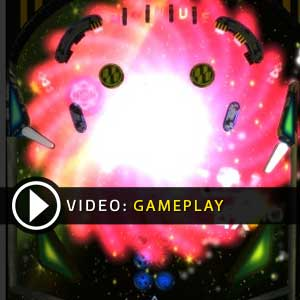 Hyperspace Pinball Gameplay Video
