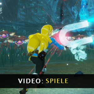 Hyrule Warriors Age of Calamity Video-Gameplay