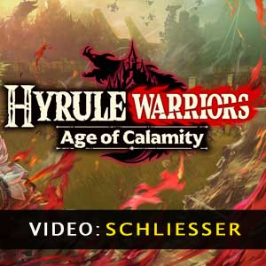 Hyrule Warriors Age of Calamity Video-Trailer