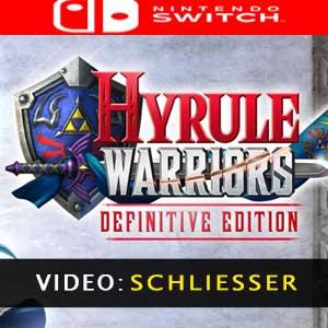 Trailer-Video zur Hyrule Warriors Definitive Edition