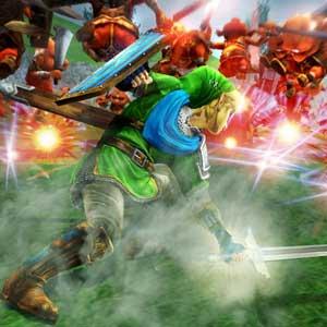 Hyrule Warriors Nintendo Wii U Schlacht